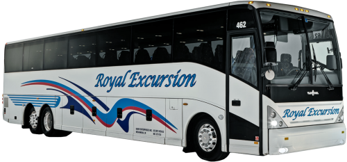 Royal Excursion : 56PAX