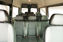 <p>The perfect vehicle for smaller, more intimate groups; our 10 Passenger Sprinter Van.</p>