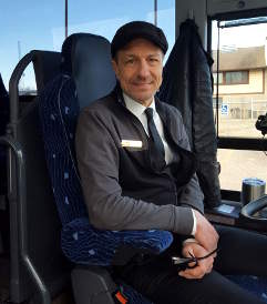 Royal Excursion : Royal Excursion Driver Photo1