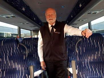 Royal Excursion : Royal Excursion Driver Photo2