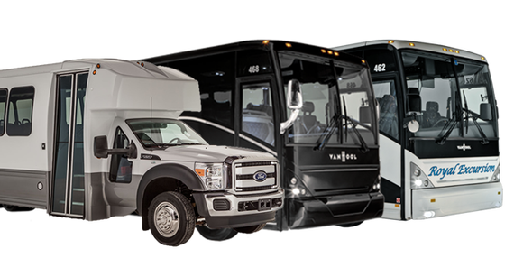 Need a comfortable, ADA accessible service for those with disabilities? Royal Excursion has several vehicles that will suit your needs.