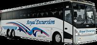 56 Passenger Deluxe Motorcoach