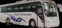 38 Passenger Deluxe Motorcoach