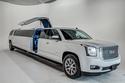 GMC Denali stretch limousine - Wing Door