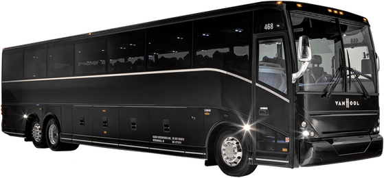 For corporate outings, client appreciation events, training or motivational trips, charter one of our late model 46-56 passenger luxury or deluxe motorcoaches. Our 25 passenger luxury mini-coach is a great choice for a smaller sized group. Regardless of size, we can transport your group anywhere in Indiana, southwest Michigan, Chicagoland, and even cross-country!