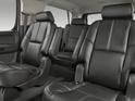 Denali Limousine Interior